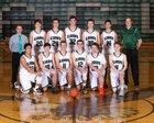 Klahowya Eagles Boys Varsity Basketball Winter 18-19 team photo.