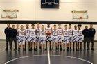 Mt. Morris Panthers Boys Varsity Basketball Winter 18-19 team photo.