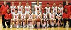 New Mexico Military Institute Colts Boys Varsity Basketball Winter 18-19 team photo.