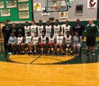 Parkside Rams Boys Varsity Basketball Winter 18-19 team photo.