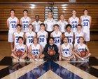 Acalanes Dons Boys Varsity Basketball Winter 18-19 team photo.