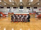Worland Warriors Boys Varsity Basketball Winter 18-19 team photo.
