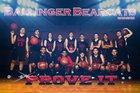 Ballinger Bearcats Boys Varsity Basketball Winter 18-19 team photo.