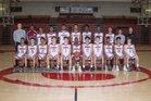 Springdale Bulldogs Boys Varsity Basketball Winter 18-19 team photo.