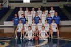 Greenbrier Panthers Boys Varsity Basketball Winter 18-19 team photo.