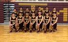 Tuloso-Midway Warriors Boys Varsity Basketball Winter 18-19 team photo.
