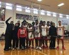 Florence Eagles Boys Varsity Basketball Winter 18-19 team photo.