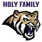 Holy Family Tigers Boys Varsity Basketball Winter 18-19 team photo.