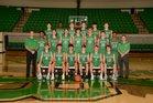 Van Buren Pointers Boys Varsity Basketball Winter 18-19 team photo.