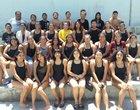 Contreras Cobras Boys Varsity Swimming Spring 17-18 team photo.