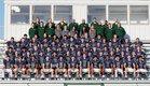 Copper Hills Grizzlies Boys Varsity Football Fall 15-16 team photo.