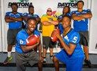 Mainland Buccaneers Boys Varsity Football Fall 15-16 team photo.