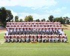 Mission Viejo Diablos Boys Varsity Football Fall 15-16 team photo.