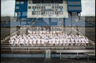 Florence Falcons Boys Varsity Football Fall 15-16 team photo.