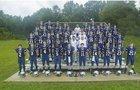 Christian Home Educators Fellowship Patriots Boys Varsity Football Fall 15-16 team photo.