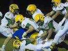 Lynden Lions Boys Varsity Football Fall 15-16 team photo.