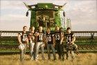 Power/Dutton-Brady Titans Boys Varsity Football Fall 15-16 team photo.
