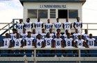 Kennedy Hornets Boys Varsity Football Fall 15-16 team photo.
