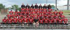 Wheeler County Bulldogs Boys Varsity Football Fall 15-16 team photo.