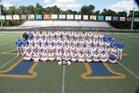 Mountain Home Bombers Boys Varsity Football Fall 15-16 team photo.
