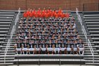 Woodberry Forest Tigers Boys Varsity Football Fall 15-16 team photo.
