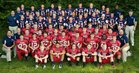 Christ Prep Academy Patriots Boys Varsity Football Fall 15-16 team photo.