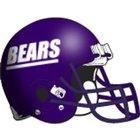 Jackson Polar Bears Boys Varsity Football Fall 15-16 team photo.