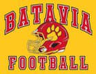 Batavia Bulldogs Boys Varsity Football Fall 15-16 team photo.
