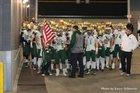 St. Joseph Regional Green Knights Boys Varsity Football Fall 15-16 team photo.
