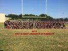 Vineland Fighting Clan Boys Varsity Football Fall 15-16 team photo.