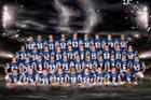 East Burke Cavaliers Boys Varsity Football Fall 15-16 team photo.