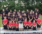 Ballard Christian Eagle Boys Varsity Football Fall 15-16 team photo.