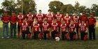 CenTex HomeSchool Chargers Boys Varsity Football Fall 15-16 team photo.