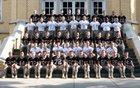 New Mexico Military Institute Colts Boys Varsity Football Fall 15-16 team photo.