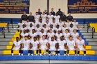 Cambridge-South Dorchester Vikings Boys Varsity Football Fall 15-16 team photo.