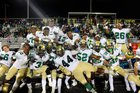 Grayson Rams Boys Varsity Football Fall 15-16 team photo.
