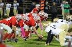 Bristol Warriors Boys Varsity Football Fall 15-16 team photo.