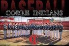 Cobre Indians Boys JV Baseball Spring 16-17 team photo.