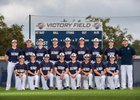 Calvary Christian Warriors Boys JV Baseball Spring 16-17 team photo.
