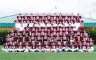 Cinco Ranch Cougars Boys Varsity Football Fall 09-10 team photo.
