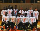 Dunbar Tigers Boys Freshman Basketball Winter 15-16 team photo.
