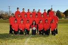 Jefferson Saints Boys Varsity Soccer Fall 13-14 team photo.