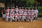 Tuckahoe Tigers Boys Varsity Baseball Spring 18-19 team photo.