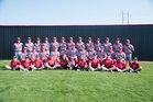 Harding Academy Wildcats Boys Varsity Baseball Spring 18-19 team photo.