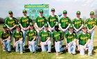 Chetopa Hornets Boys Varsity Baseball Spring 18-19 team photo.