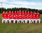 Spanish Fort Toros Boys Varsity Baseball Spring 18-19 team photo.