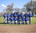 Avenal Buccaneers Boys Varsity Baseball Spring 18-19 team photo.