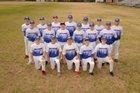 Mountainburg Dragons Boys Varsity Baseball Spring 18-19 team photo.