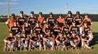 Lennard Longhorns Boys Varsity Baseball Spring 18-19 team photo.