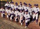 Elkins Elks Boys Varsity Baseball Spring 18-19 team photo.